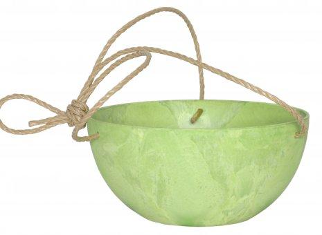 Hangbloempot Groen