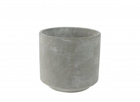 Bloempot Saar cement