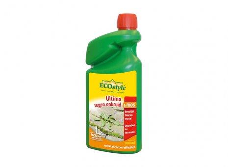 Eco. Ultima tegen onkruid en mos gebr. Kl. 750ml