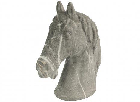 grijze paardenkop
