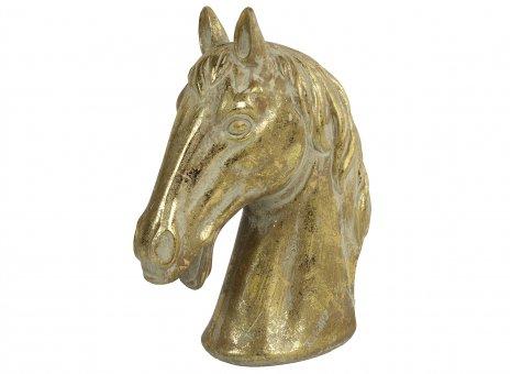 gouden paardenhoofd