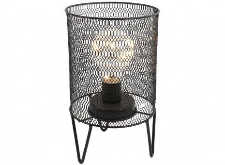 Tafellamp LED Baldwin zwart