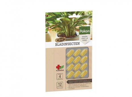 Pok. Bio Kuur voor Bladinsect gevoelige Planten Capsules 12st
