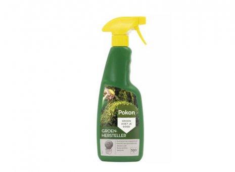 Pok. Buxus Groen 500ml