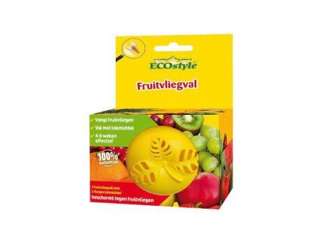 Eco. Fruitvliegval