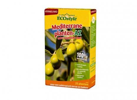 Eco. Mediterrane planten-AZ 800gr.
