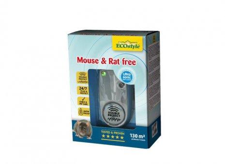 Eco. Mouse & rat free 130m