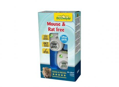 Eco. Mouse & rat free 30+30m