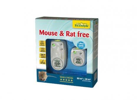 Eco. Mouse & rat free 80+30m