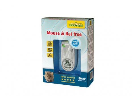 Eco. Mouse & rat free 80m