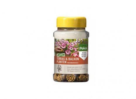 Pok. Terras & Balkon Planten Voedingskegels 40st