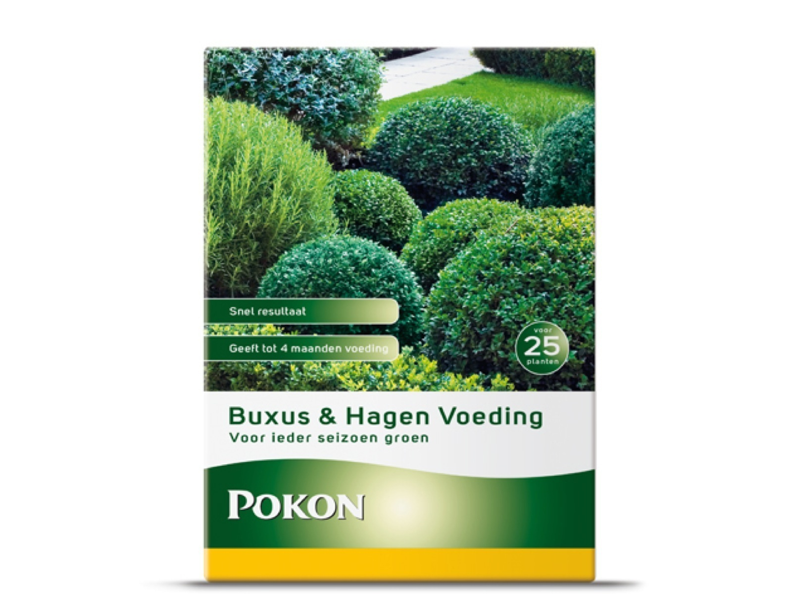 Pok. buxus & hagen voeding 800 g