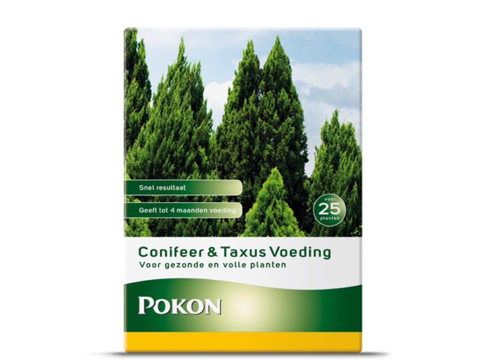 Pok. Conifeer & Taxus voeding 800gr.