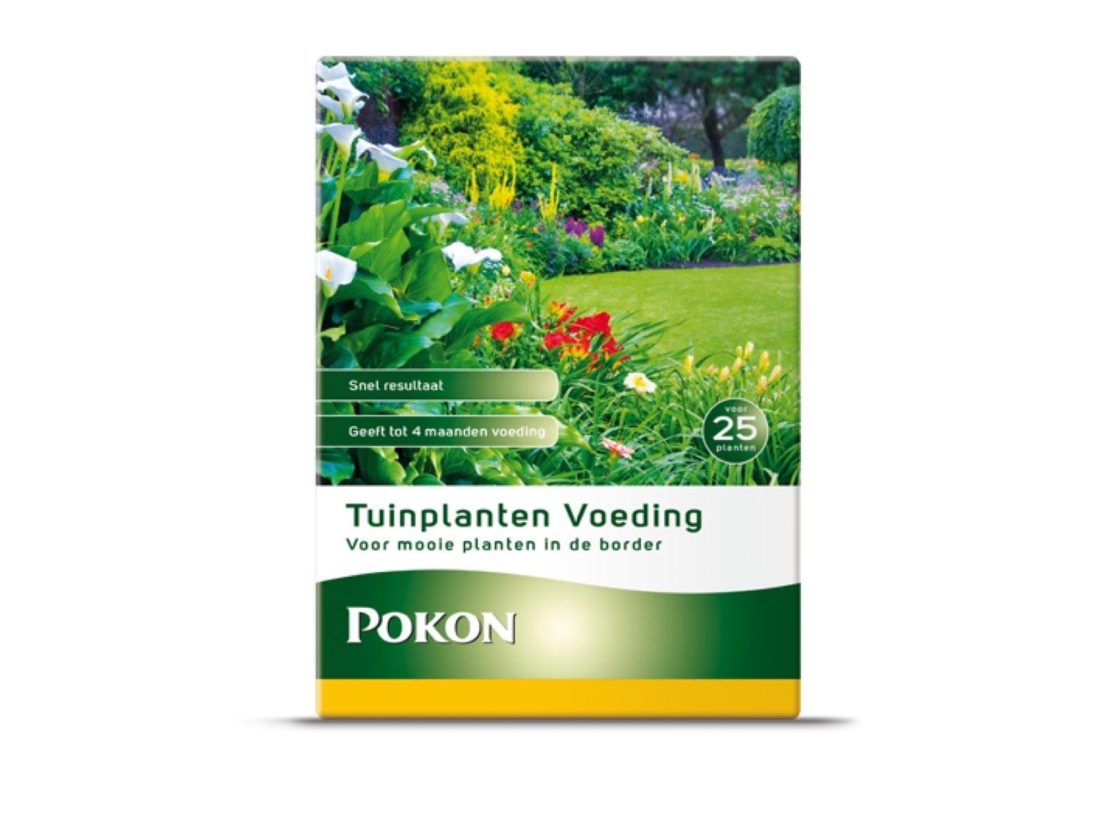 Pok. tuinplantenvoeding 800 g