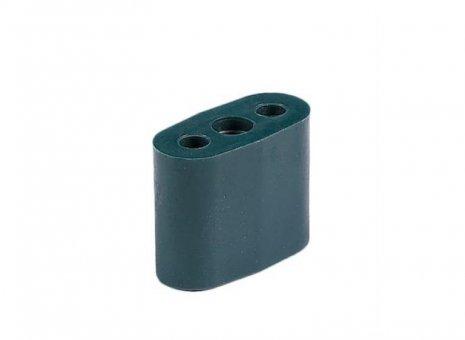 Peacock mini koppelstukje 4,5mm 4-stuks